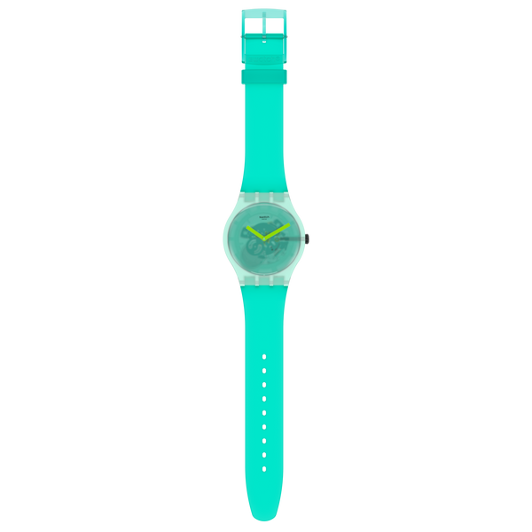 Swatch orologio NATURE BLUR 41mm Originals New Gent SUOG119