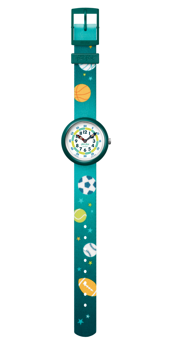 Flik Flak orologio BALLTIME Going To School 32mm FBNP138