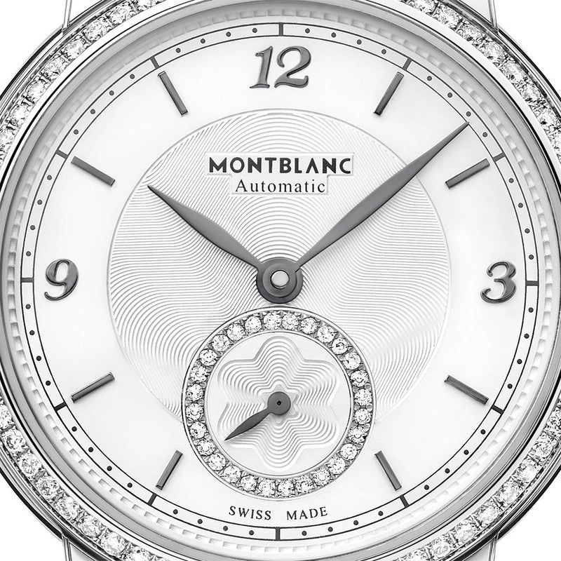 MONTBLANC OROLOGIO STAR LEGACY SMALL SECOND 32MM 118533