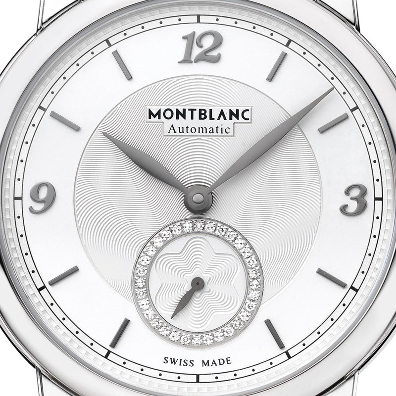 MONTBLANC OROLOGIO STAR LEGACY SMALL SECOND 36MM 118511