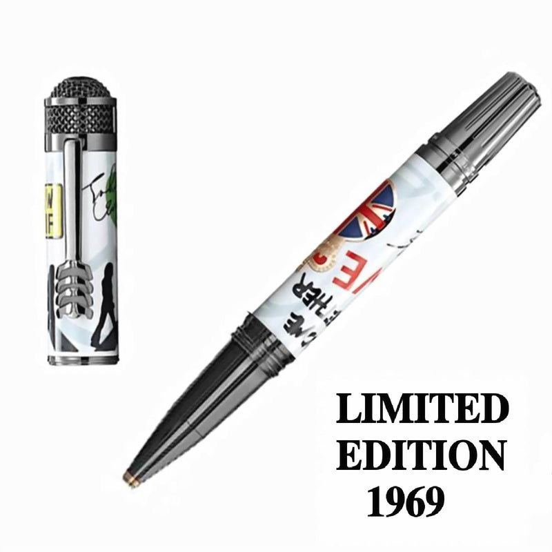 Montblanc roller Great Characters The Beatles edizione limitata 1969 116260