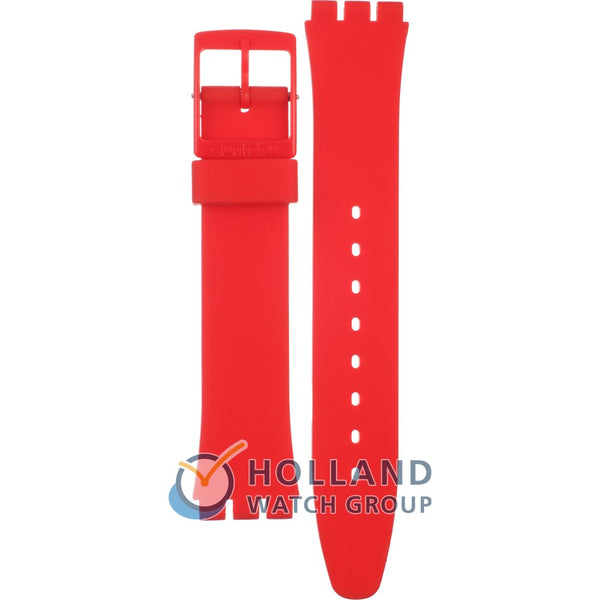 Swatch cinturino orologio EIGHT FOR LUCK Originals Gent AGR166