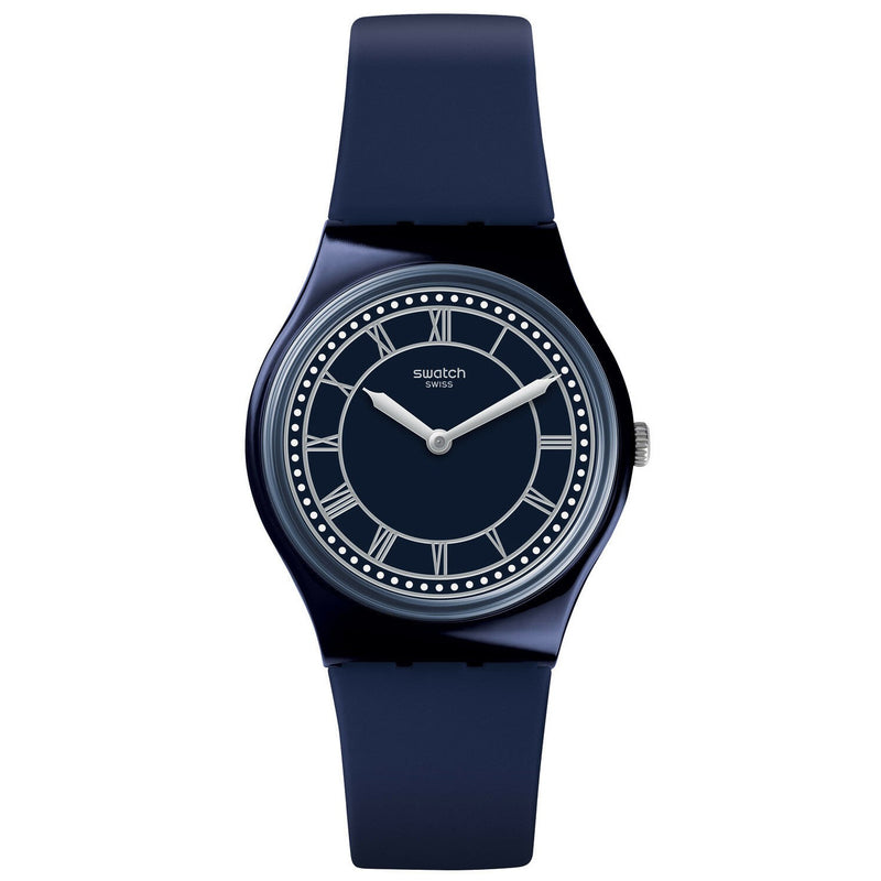 Swatch orologio BLUE BEN Originals Gent 34mm quarzo GN254