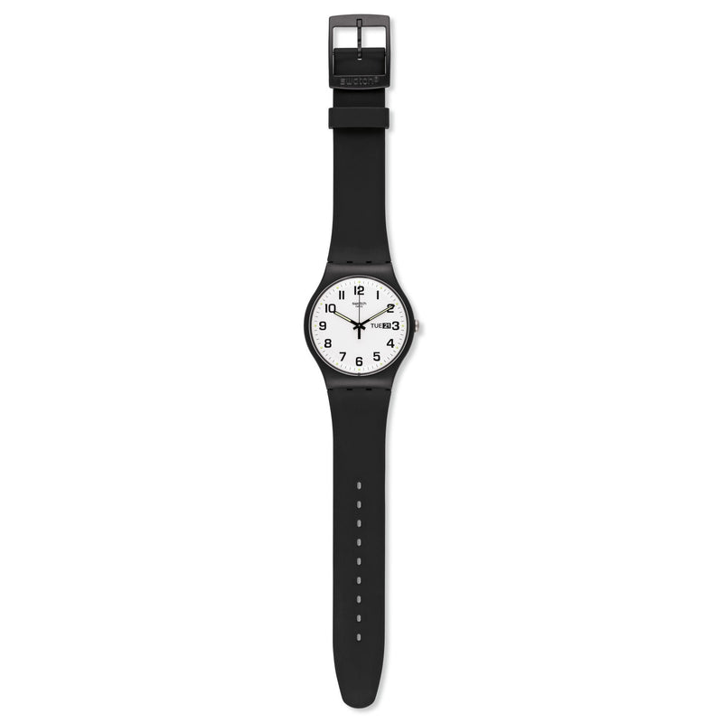 Swatch orologio TWICE AGAIN New Gent 41mm Originals SUOB705 - Gioielleria Capodagli