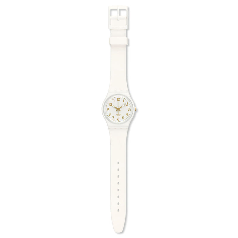 Swatch orologio WHITE BISHOP Originals Gent 34mm Classic GW164