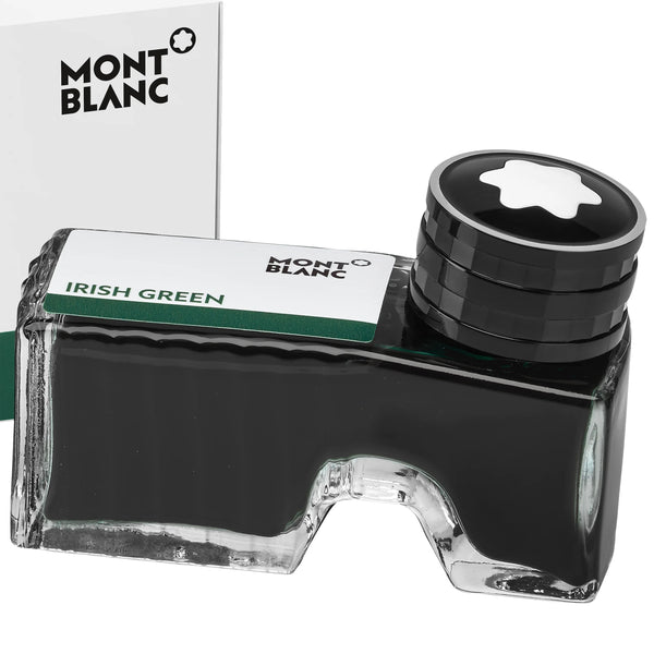 Montblanc boccetta d'inchiostro 60ml Irish Green verde 106273