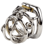 MS121 Chastity Cage | Screwed 2.01 inches long