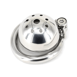 MS119 Metal Chastity Device 0.98 inch long
