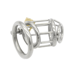 MS174 Metal Chastity Device 2.68 inches long