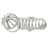 MS160 Metal Chastity Device 4.33 inches long
