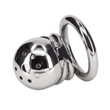 MS162 Metal Chastity Device 2.56 inches long