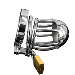 MS163 Metal Chastity Cage 1.96 Inches Long