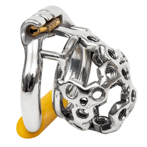 MS041 Metal Chastity Device 2.01 inches long