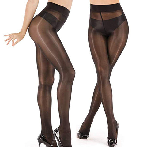 Super Elastic Magic Shiny Pantyhose