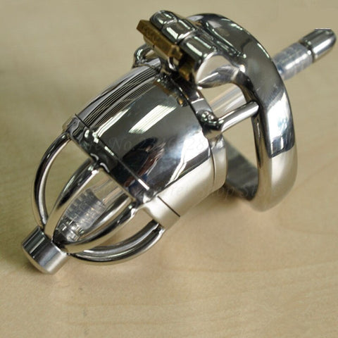 MS084 Small Cock Cage | Male Chastity Device 1.77 inches long