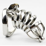 MS210 THE UNDELIVERED PACKAGE CHASTITY DEVICE 1.77 INCHES AND 2.28 INCHES LONG