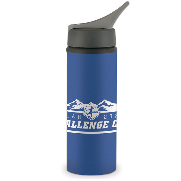 2020 NWSL Challenge Cup Aluminum Water Bottle