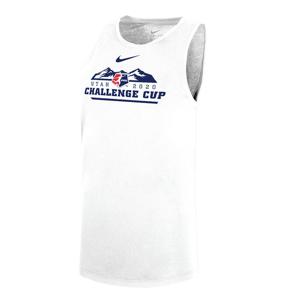 Challenge Cup Ladies Dri-Fit Cotton Tank