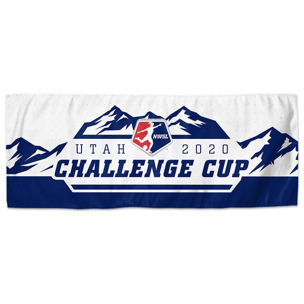 2020 NWSL Challenge Cup Cooling Towel
