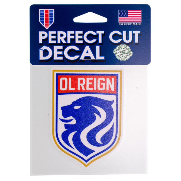 OL Reign 4x4 Decal