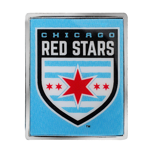 Chicago Red Stars Hatpin
