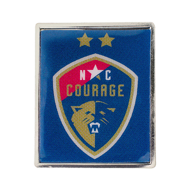 North Carolina Courage Hatpin