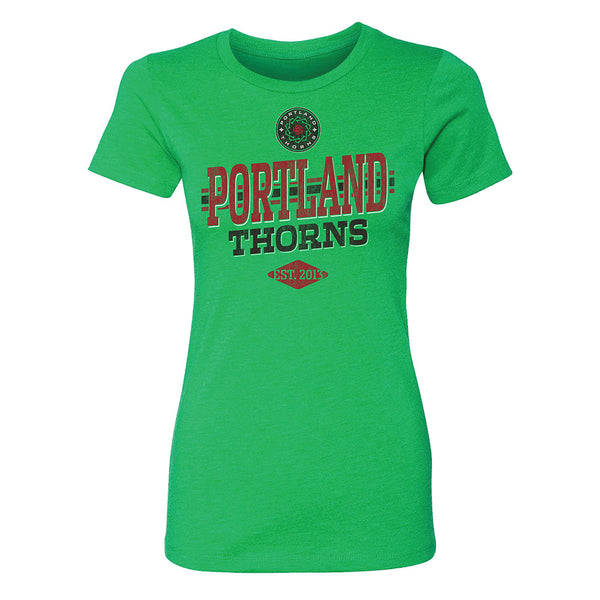 Portland Thorns Ladies EST 2013 Tee