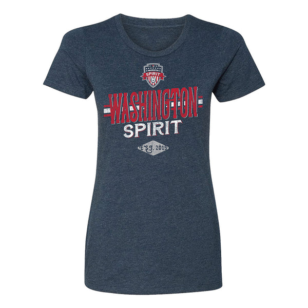 Washington Spirit Ladies EST 2013 Tee