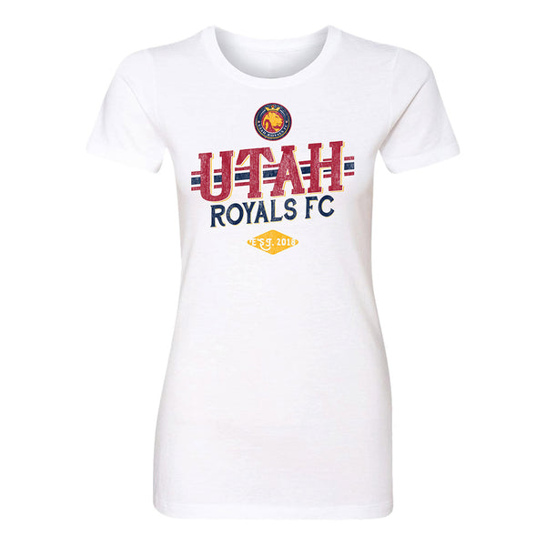 Utah Royals Ladies EST 2013 Tee