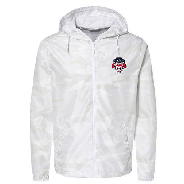 Washington Spirit Windbreaker