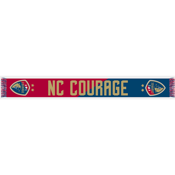 North Carolina Courage Scarf