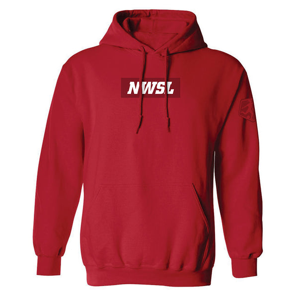 NWSL Red Sweatshirt