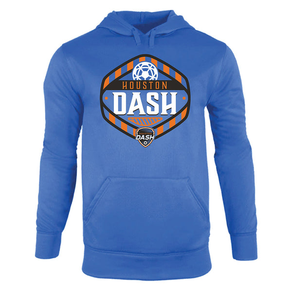 Houston Dash Fleece Pullover Hood