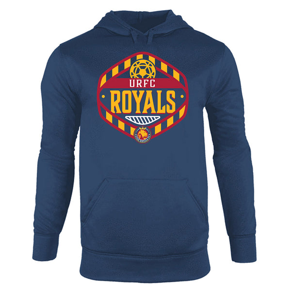 Utah Royals Fleece Pullover Hood