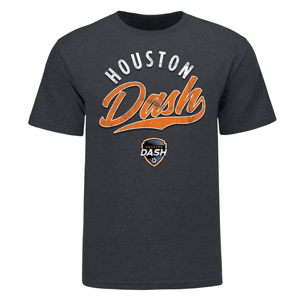 Houston Dash Script Tee