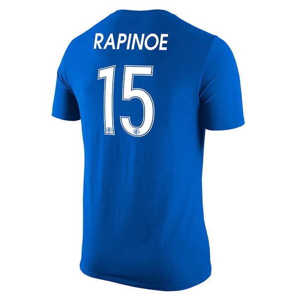Megan Rapinoe Name and Number Tee