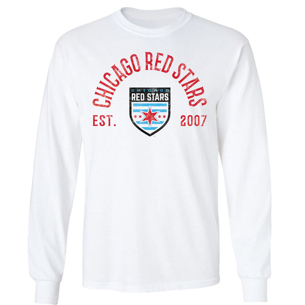 Chicago Red Stars Long Sleeve Tee