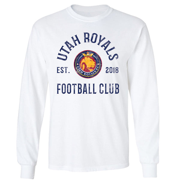 Utah Royals Long Sleeve Tee