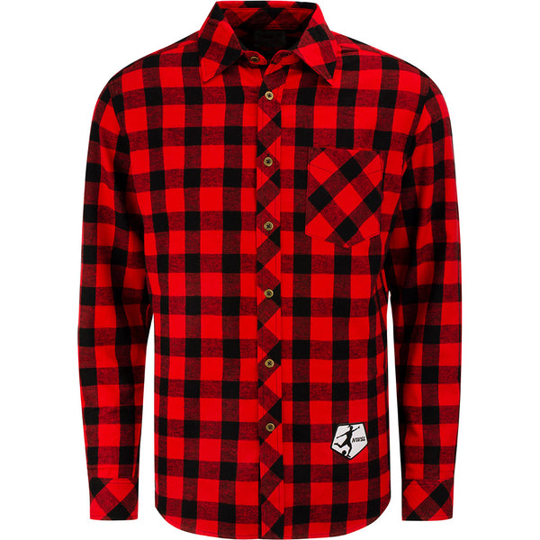 NWSL Plaid Flannel Shirt