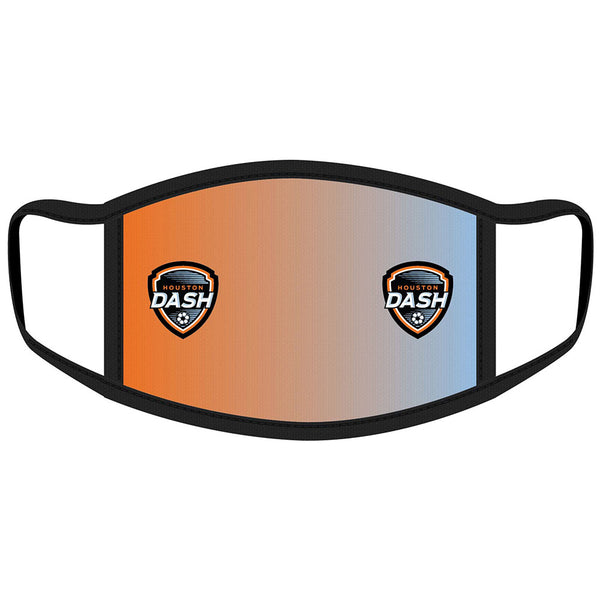 Houston Dash Reusable Mask