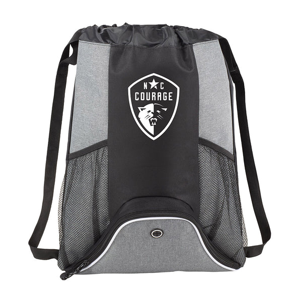 North Carolina Courage Gymsack