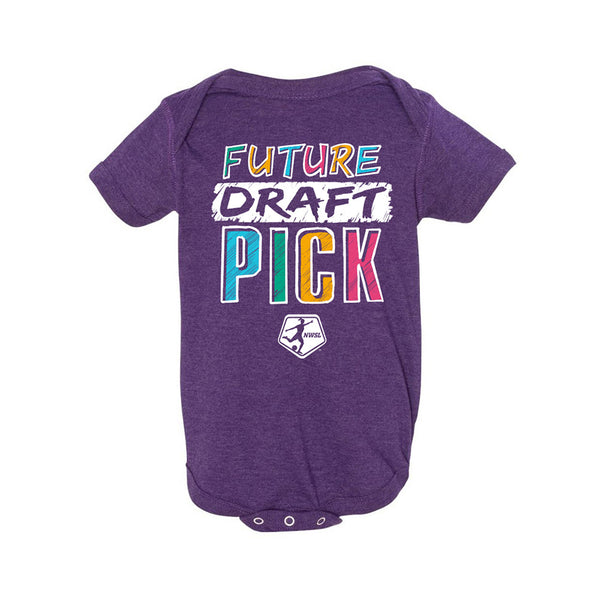 NWSL Draft Pick Onesie