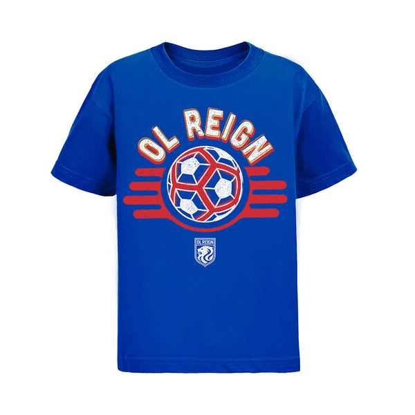 OL Reign Youth Tee