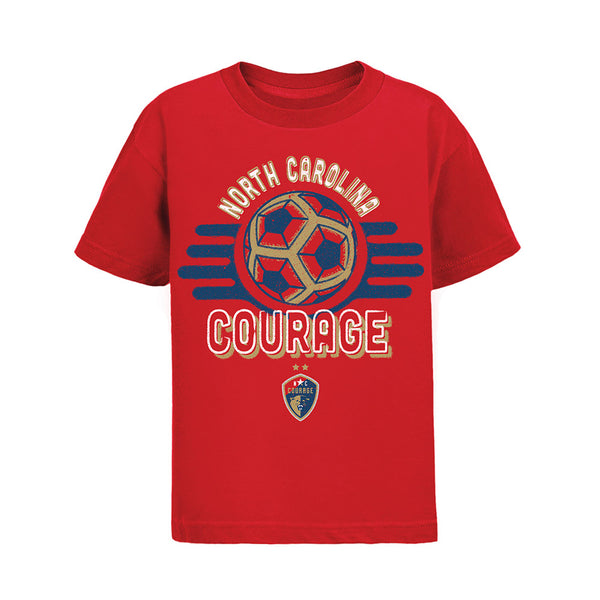 North Carolina Courage Youth Tee