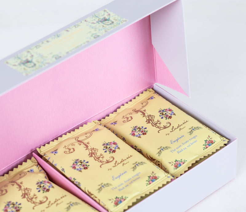 COFFRET TEA TIME BLACK TEA  – EUGENIE