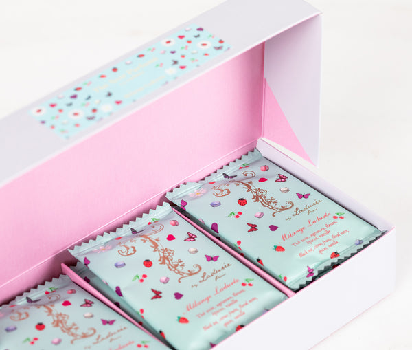 COFFRET TEA TIME BLACK TEA- MELANGE LADUREE