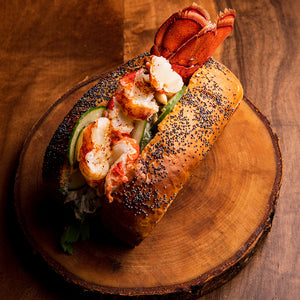 Lobster Lirok & Roll