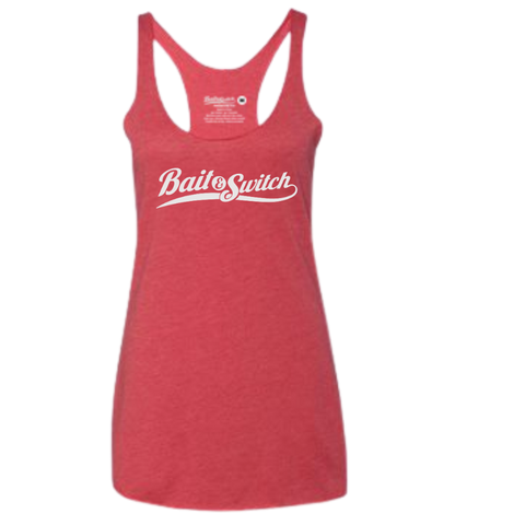 The Classic Tank-Top - Vintage Red