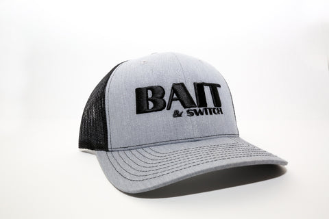 Big Bait & Switch - Grey