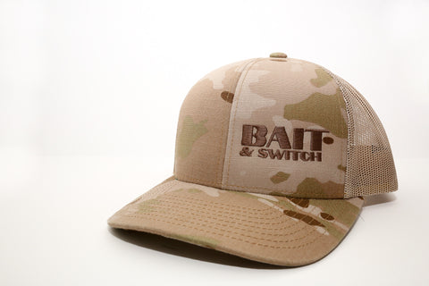 Bait & Brown Camo